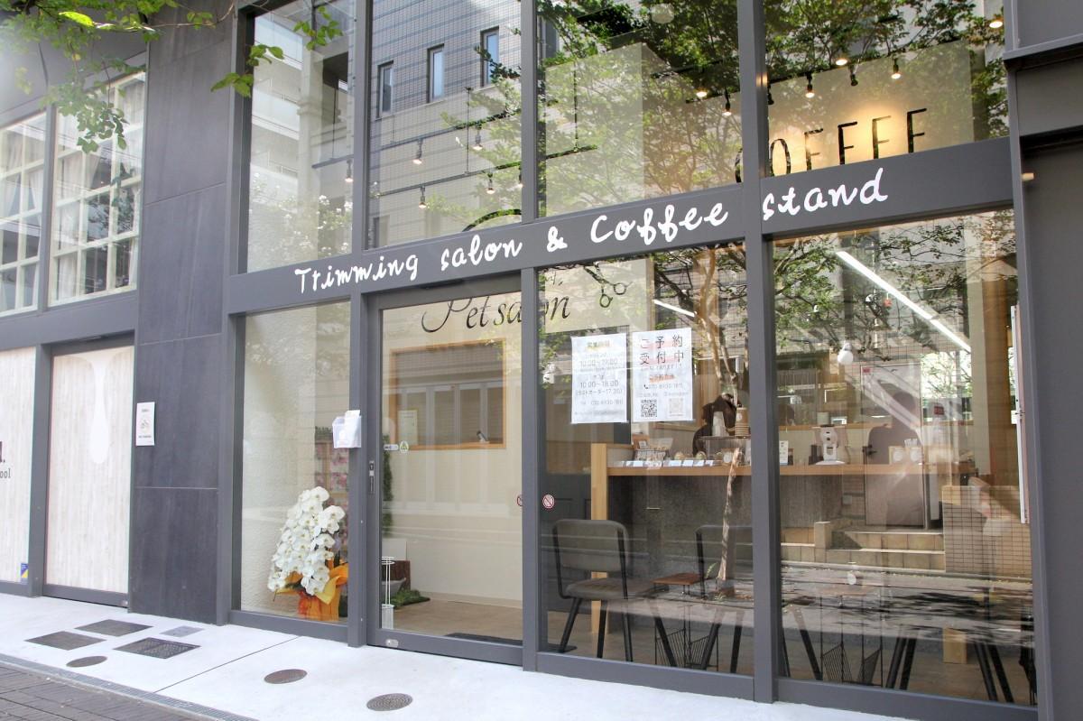 コーヒースタンドは誰でも利用できる