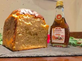 ケベック産メープル使った限定食パン 仲町台のパン店で