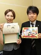 小倉で「少年野球」テーマの弁当-「漫画家とコラボでまちおこしを」