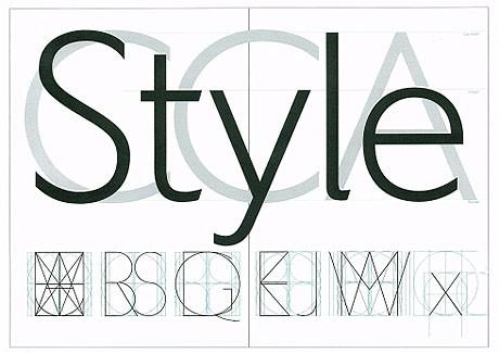 「Helvetica(ヘルベチカ)」や「Gill Sans(ギルサンズ)」と並ぶ「シンプルで長く愛されるデザイン」という。