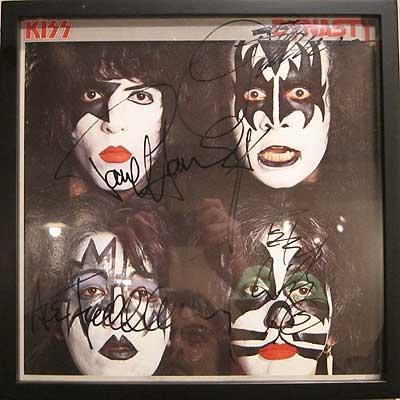 1979年にリリースされプラチナ・ディスクとなったKISSの「Dynasty」