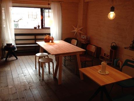 馬借の雑居ビル2階に開業したレンタルスペース「かしばこ」