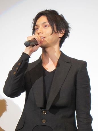 3年ぶりに映画に出演した水嶋ヒロさん