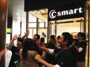 リバーウォーク北九州に「アップルプレミアムリセラー」-開店前に50人行列