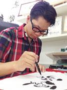 小倉の筆字アトリエ「温」、元保育士が起業-「名前に込められた思い」つづる