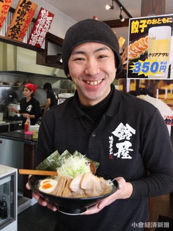 店長の米田義章さん