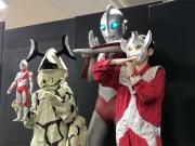 小倉「あるあるCity」でウルトラマン催事 週替わりで「パワード、ゼアス、グレート」