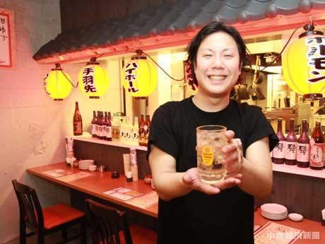 小倉の「大衆酒場たびたび」 「ハイボール50円」が話題に