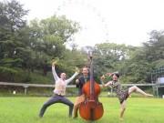 小倉の「到津の森公園」でダンス公演 「動物の動きまねる」ワークショップも