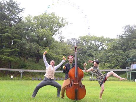 会場は「到津の森公園」の「にんげん広場」(提供写真)