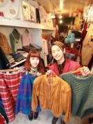 小倉に古着店「ブルーミーデイズ」 ヨーロッパの「古着の魅力」伝える