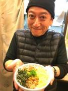 小倉のラーメン専門店に「郷土料理かしわめし」 急増する「観光客対策」に