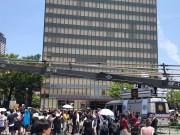 北九州で「劇場版仮面ライダービルド」ロケ 市民「3000人が洗脳される」