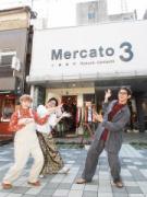 小倉のリノベーション施設「メルカート三番街」7周年 通りに「賑わい」呼ぶ
