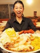 小倉・魚町商店街にカレー専門店「ルナカフェ」 シェフはパキスタン出身