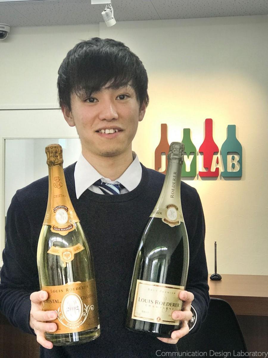 店長の川端脩平さん