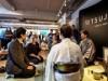 小倉の「辻利茶舗」、英「ユニクロ」グローバル旗艦店で日本茶披露