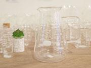 清澄白河で理化医療用ガラス販売 「おしゃれな理系インテリア」提案