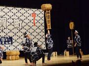 東陽町で「民俗芸能の集い」 江戸期から続く「技」披露