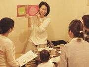 清澄のカフェで絵本講座40回目 絵本の選び方、読み方、しまい方など