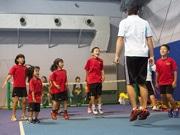 亀戸にスポーツスクール「GODAI」 子どもの運動神経向上プログラム採用
