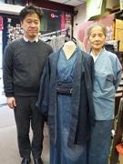 清澄白河発の「デニム着物」が「OMOTENASHI」賞 外国人にも人気