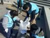 豊洲駅周辺の商店街で「スポーツGOMI拾い大会」-3区共同開催