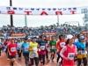 江東区でシーサイドマラソン―夢の島発着、潮風に乗って完走を目指す