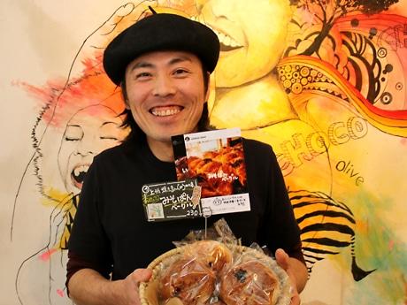 熊谷のベーグル専門店、看板商品「みそぱんベーグル」を地元名物にとPR