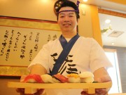 がってん寿司で漫画「将太の寿司」の再現ずし企画 「ひよっこ寿司」など全5貫