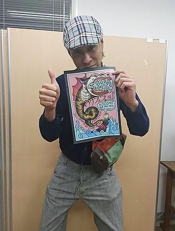 「行田ワクワクcity」メンバーの原田奥州さん