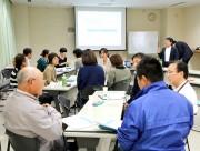 熊谷で家族の「みとり」考える会 参加者が語り合うワークショップも