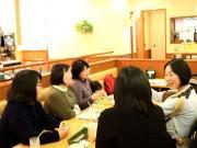 熊谷・在宅ワーカーが子連れでランチ会 情報共有や意見交換の場に