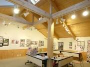 くまがや館で地域ブログ写真展示会「見栄子でSHOW」 祭りや風景で新発見