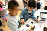 熊谷で「日中小学生友好交流会」 国を超え交流する楽しさ学ぶ、ロボット製作なども