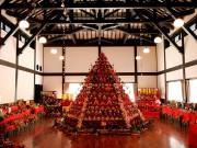 「鴻巣びっくりひな祭り」、6会場で1万超える飾り 新たに「竹びな」も