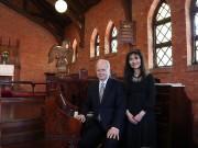 熊谷聖パウロ教会でチャペルコンサート 国登録有形文化財の建物レクチャーも