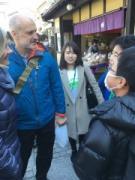熊谷で「まちなかマップ」配布へ アプリと連動したAR機能、二カ国語読み上げも
