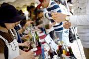 「小川のワイン祭」 完全無農薬のワインや安心安全なフードも