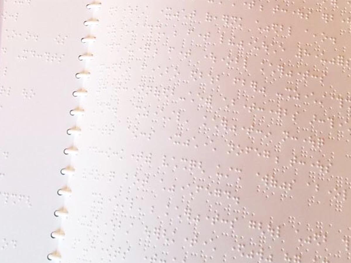 「熊谷ルネッサンス」の点字図書