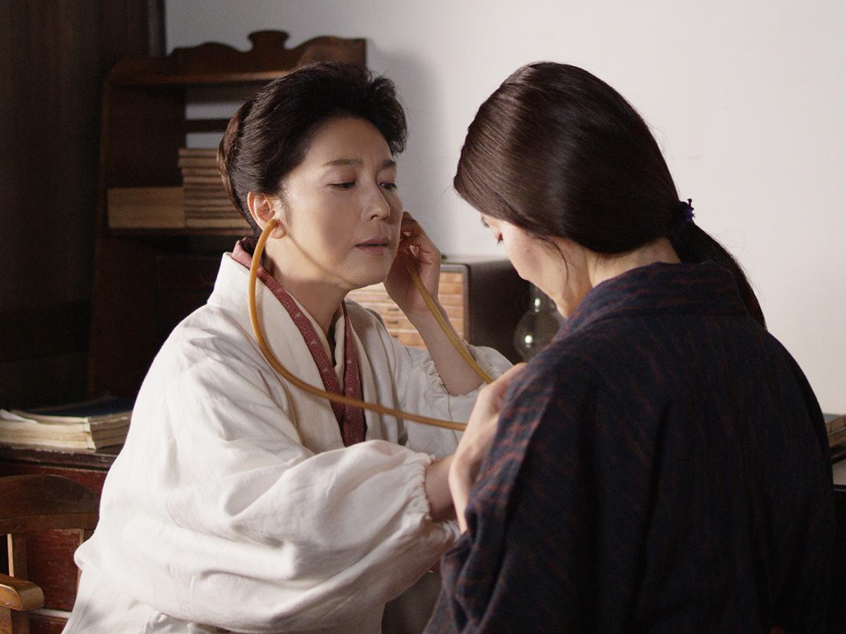 日本初女性医師、荻野吟子の生涯を描いた劇映画