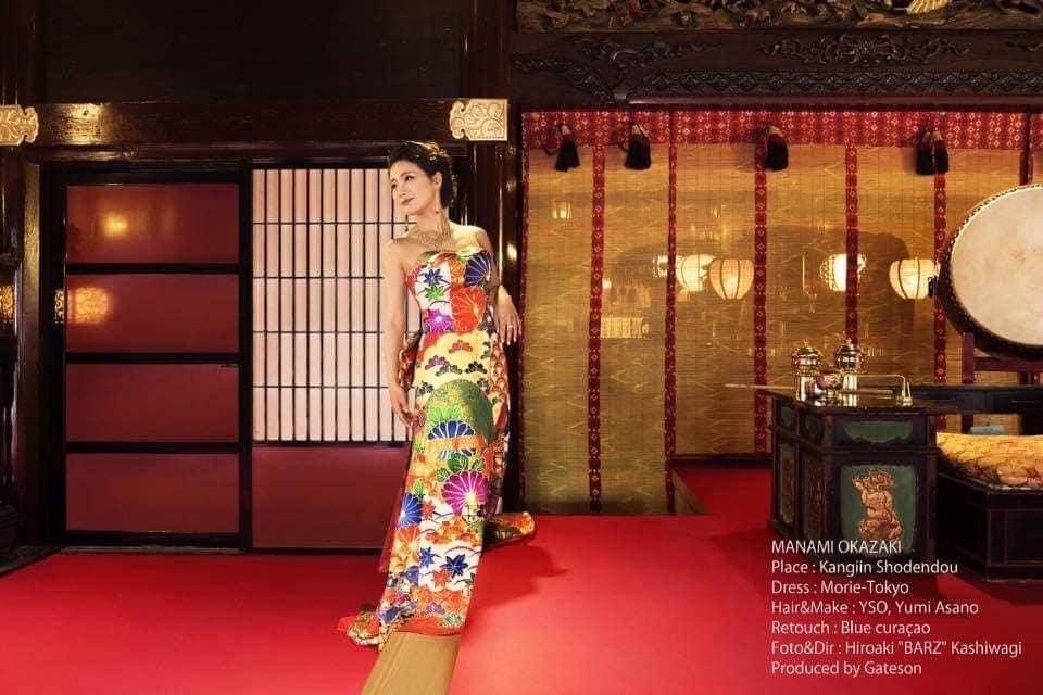 熊谷市出身でウィーン在住のオペラ歌手・岡崎麻奈未さん(写真提供=BARZ)