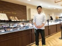 熊谷の洋菓子店「ル コント ブルゥ」本店が移転 日本一の味と技術目指す