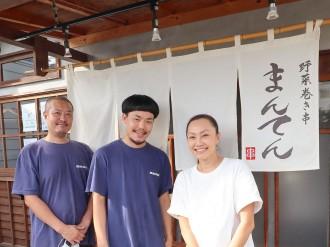 熊谷の「野菜巻き串 まんてん」が5周年 コロナでテークアウト商品そろえ、コッペパンも