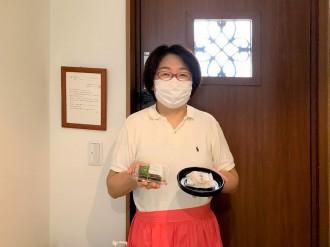 いったん閉店した味噌天神の和菓子店「福榮堂」、週一で営業再開