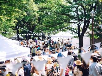 熊本・江津湖でピクニックイベント「江津湖リビング」 公園利用を街の元気に