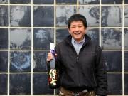 倉敷の「熊屋酒造」で新酒祭り-新酒5種試飲、4000個の「餅投げ」も