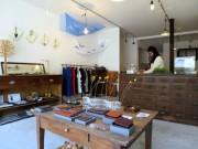 倉敷に作家物中心の雑貨店「ビョルン」-千葉からやって来た落花星人も