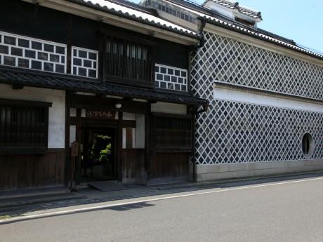 明治末期建築の旧邸宅を改装した「いかしの舎」