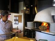 倉敷・玉島に窯焼きナポリピザ「リベルタ」 「女性でも使いやすい店に」